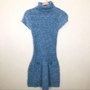JJ Always Mini Sweater Dress, Short Sleeves